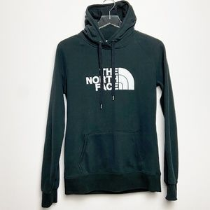 THE NORTH FACE | Black Pullover Fleece Hoodie Med